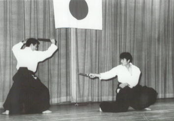 Nunchaku demonstration